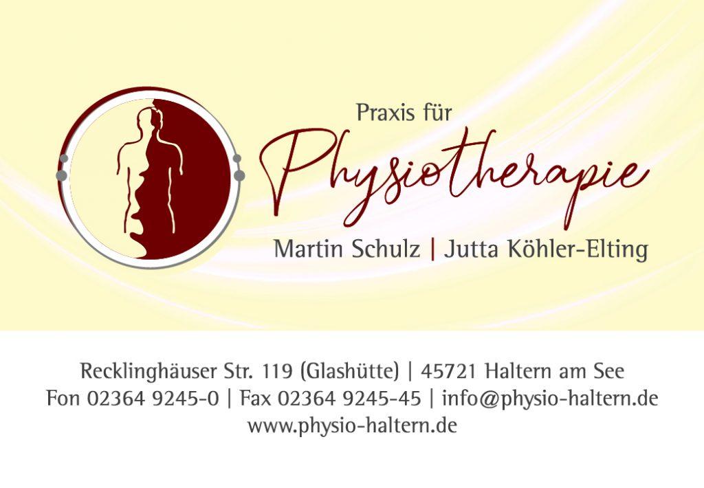 Visistenkarte Physiotherapie RZ